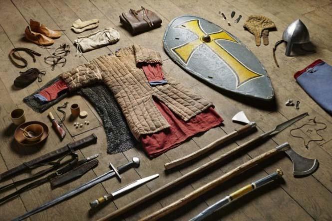 Στρατιωτικός εξοπλισμός από το 1066 μέχρι σήμερα (1)