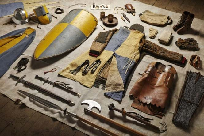 Στρατιωτικός εξοπλισμός από το 1066 μέχρι σήμερα (2)