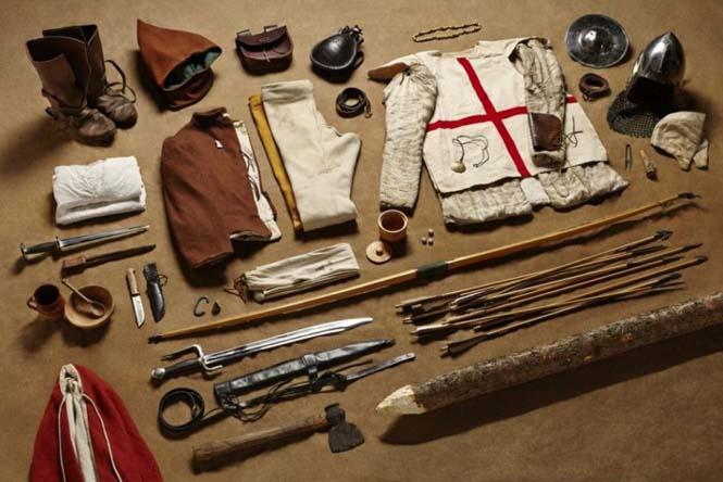Στρατιωτικός εξοπλισμός από το 1066 μέχρι σήμερα (3)