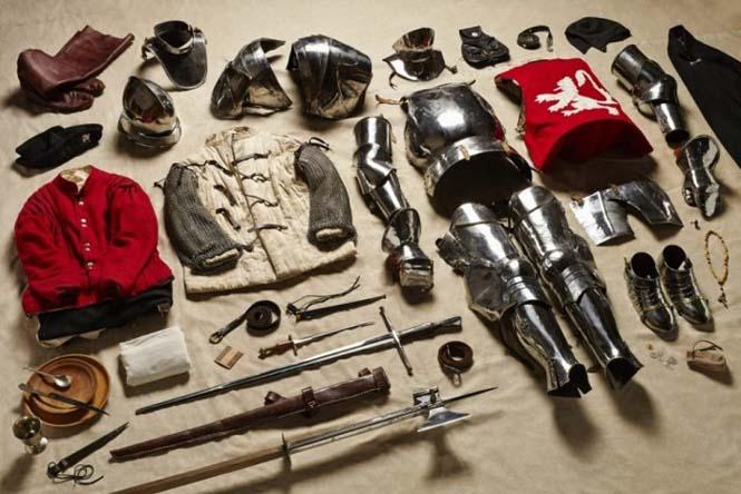 Στρατιωτικός εξοπλισμός από το 1066 μέχρι σήμερα (4)