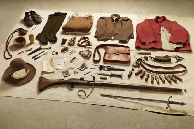 Στρατιωτικός εξοπλισμός από το 1066 μέχρι σήμερα (6)