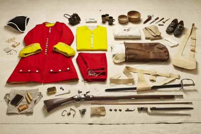 Στρατιωτικός εξοπλισμός από το 1066 μέχρι σήμερα (7)
