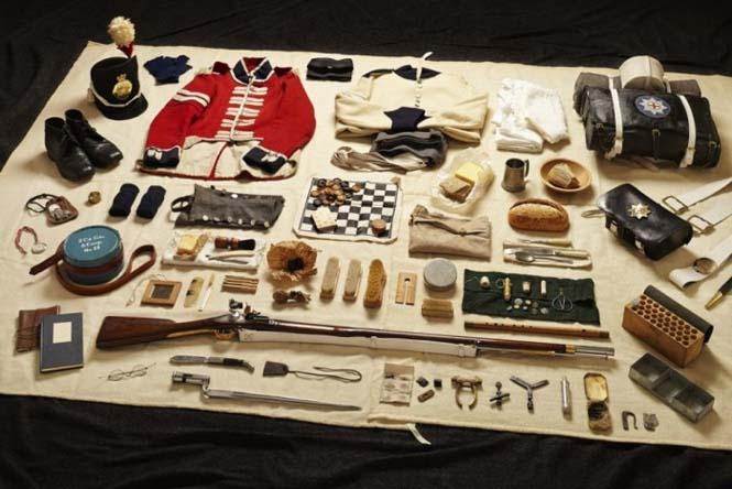 Στρατιωτικός εξοπλισμός από το 1066 μέχρι σήμερα (8)
