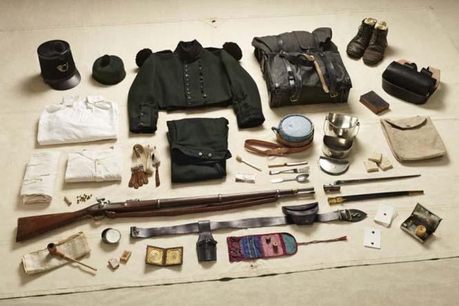 Στρατιωτικός εξοπλισμός από το 1066 μέχρι σήμερα (9)
