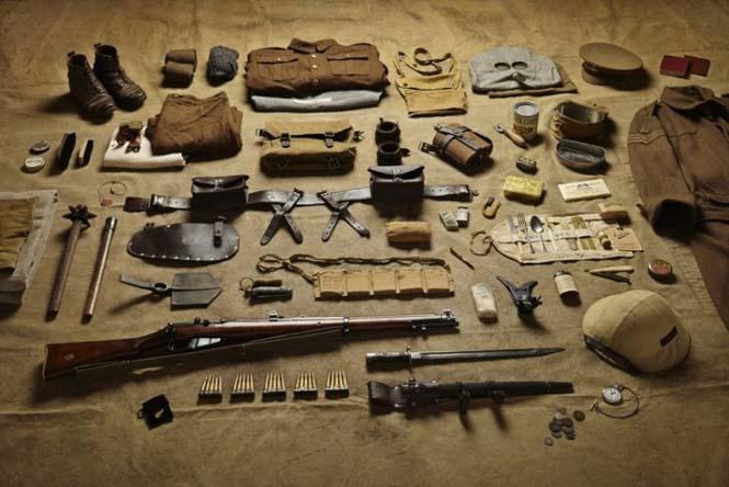 Στρατιωτικός εξοπλισμός από το 1066 μέχρι σήμερα (10)