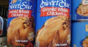 Θα αγοράζατε ποτέ ολόκληρο κοτόπουλο σε κονσέρβα;