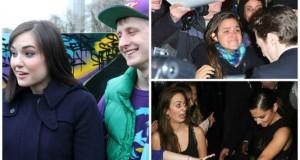 Απίστευτες αντιδράσεις φανατικών θαυμαστών που συναντούν τους αγαπημένους τους celebrities
