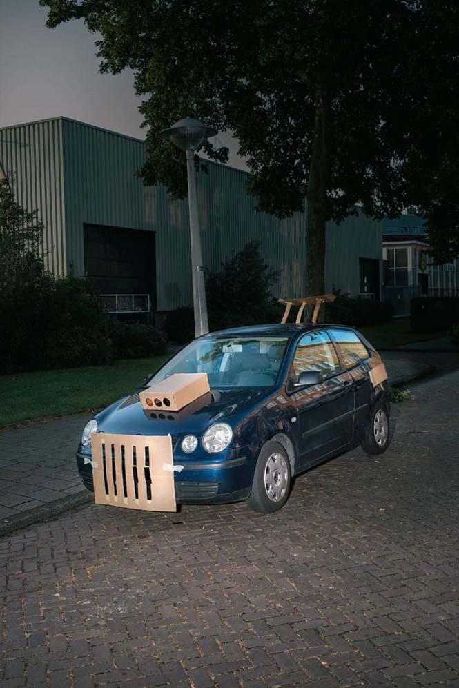 Ένας τύπος τριγυρνάει τα βράδια και «πειράζει» τα αυτοκίνητα του κόσμου (1)