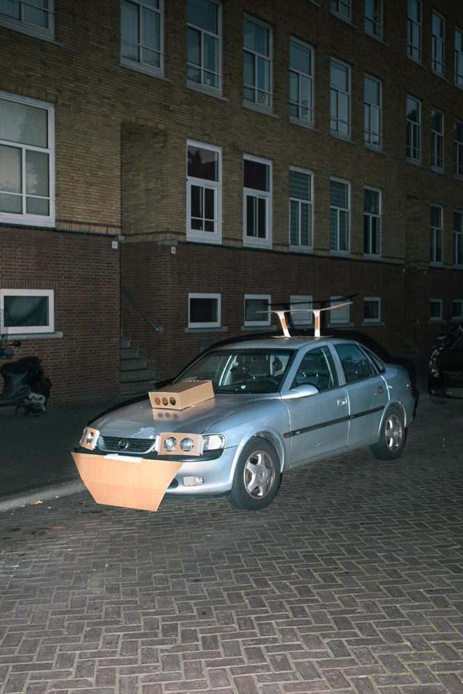 Ένας τύπος τριγυρνάει τα βράδια και «πειράζει» τα αυτοκίνητα του κόσμου (3)