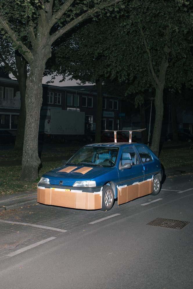 Ένας τύπος τριγυρνάει τα βράδια και «πειράζει» τα αυτοκίνητα του κόσμου (5)