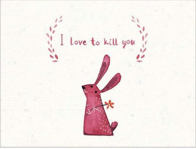 Χαριτωμένες κάρτες για τους εχθρούς σας (8)