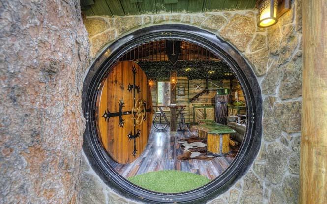 Το δενδρόσπιτο υπερπαραγωγή που σας βάζει στον κόσμο των Hobbit! (7)