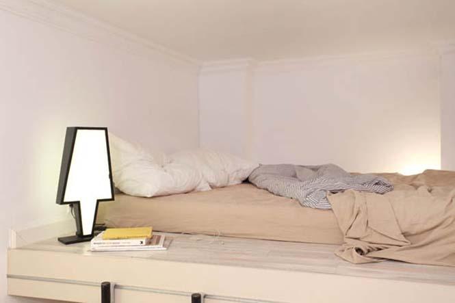 Ζώντας άνετα σε ένα διαμέρισμα 13 τ.μ. (4)