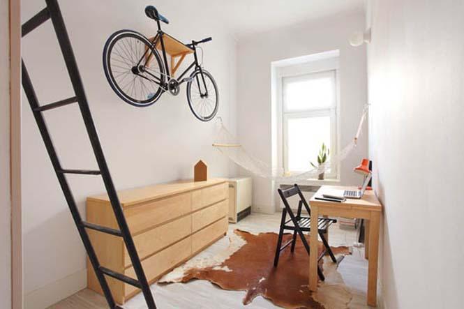 Ζώντας άνετα σε ένα διαμέρισμα 13 τ.μ. (5)