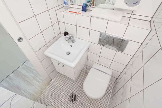 Ζώντας άνετα σε ένα διαμέρισμα 13 τ.μ. (8)