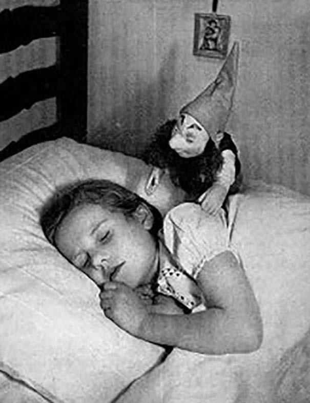Ανατριχιαστικές φωτογραφίες που θα σας κάνουν να χάσετε τον ύπνο σας (25)