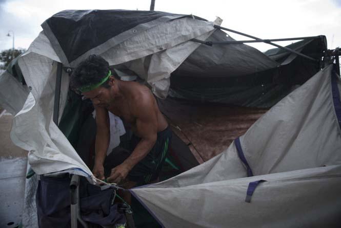 Άστεγος στην Χαβάη (3)