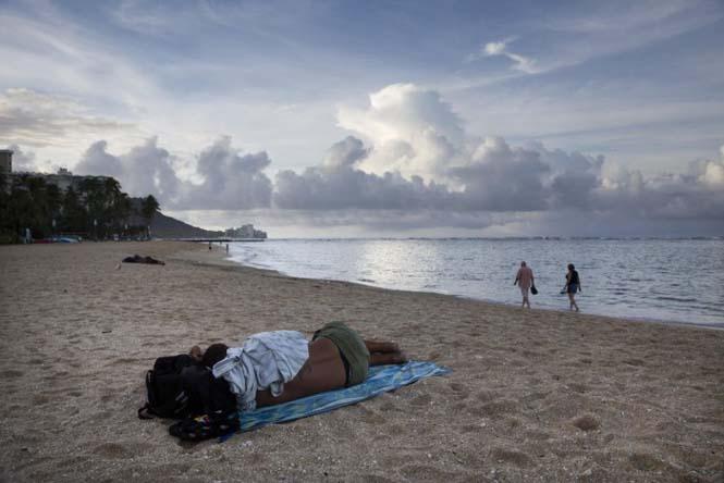 Άστεγος στην Χαβάη (5)