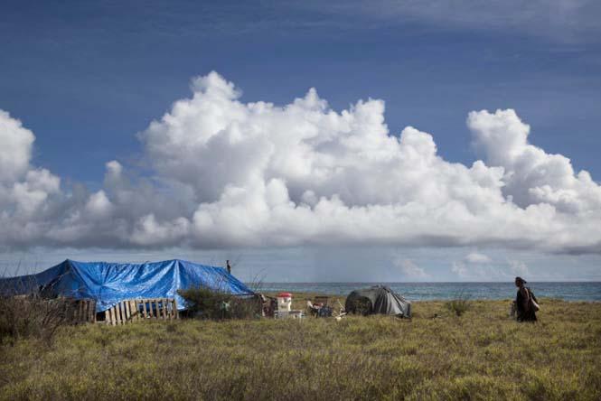 Άστεγος στην Χαβάη (7)