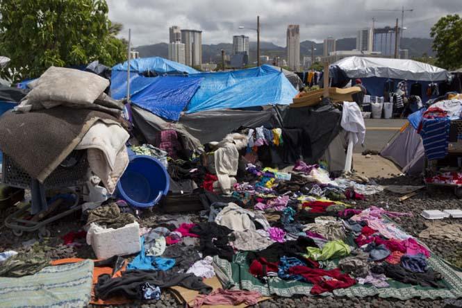 Άστεγος στην Χαβάη (8)