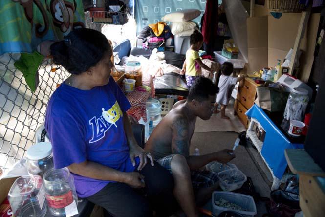 Άστεγος στην Χαβάη (9)