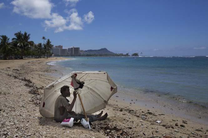 Άστεγος στην Χαβάη (13)