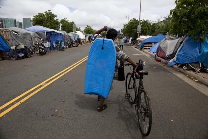 Άστεγος στην Χαβάη (14)