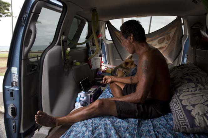 Άστεγος στην Χαβάη (16)