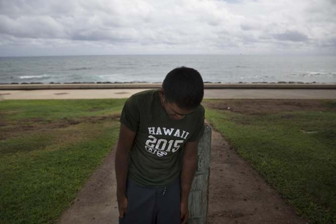 Άστεγος στην Χαβάη (17)