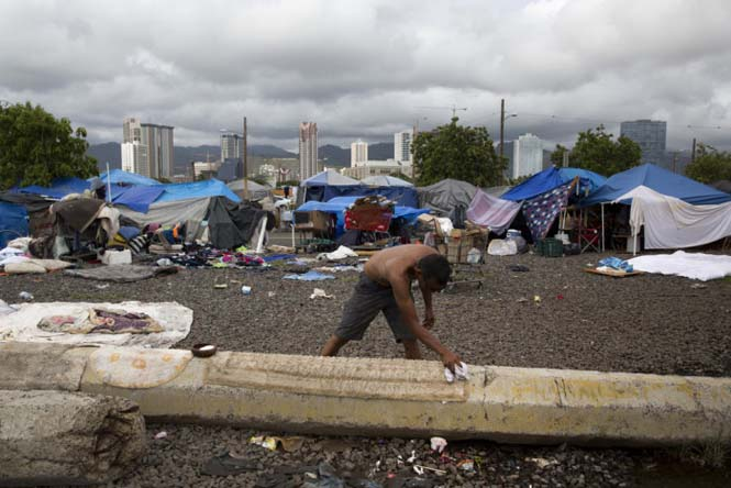 Άστεγος στην Χαβάη (18)