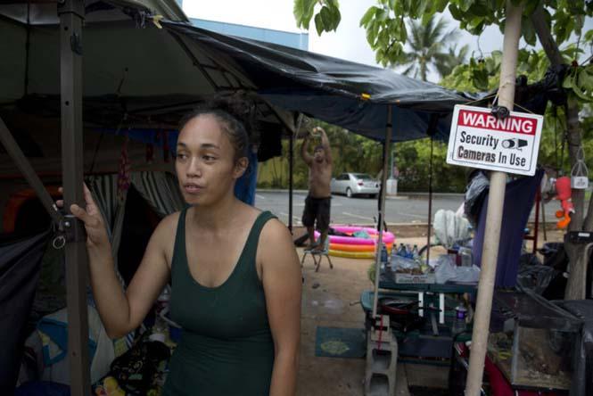 Άστεγος στην Χαβάη (28)
