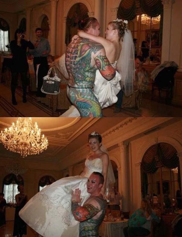 Αστείες φωτογραφίες γάμων #53 (1)
