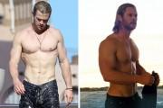 Ο Chris Hemsworth έγινε αγνώριστος ακολουθώντας μια εξαντλητική δίαιτα για το νέο του ρόλο (1)