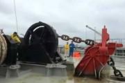 Δείτε τι συμβαίνει όταν χάνεται ο έλεγχος της άγκυρας ενός πλοίου