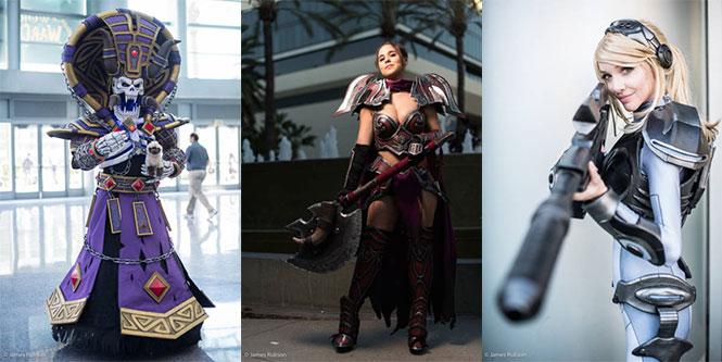 Εντυπωσιακά cosplay από την BlizzCon 2015 (1)