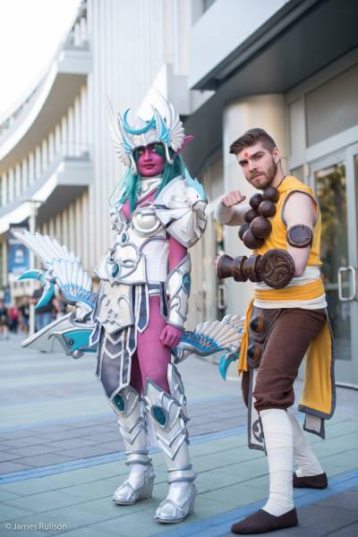 Εντυπωσιακά cosplay από την BlizzCon 2015 (8)