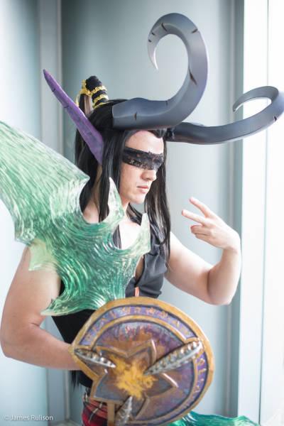 Εντυπωσιακά cosplay από την BlizzCon 2015 (22)