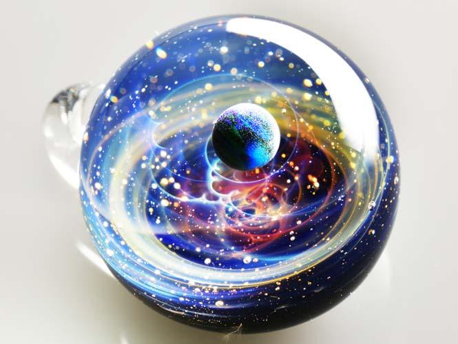 Δεν θα πιστεύετε το έργο τέχνης από γυαλί που βγαίνει από αυτή την φλόγα (3)