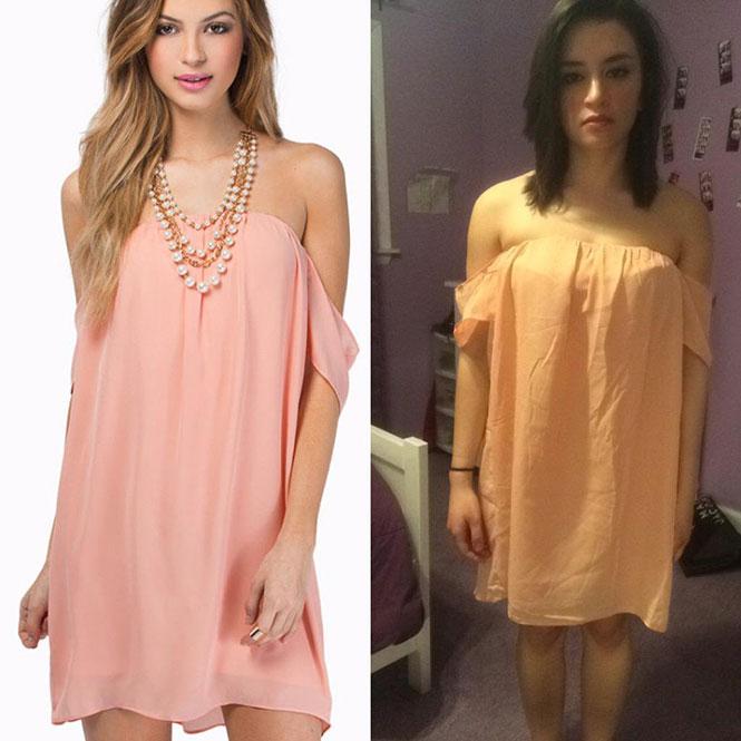 υναίκες που έπρεπε να δοκιμάσουν το φόρεμα πριν το αγοράσουν (1)