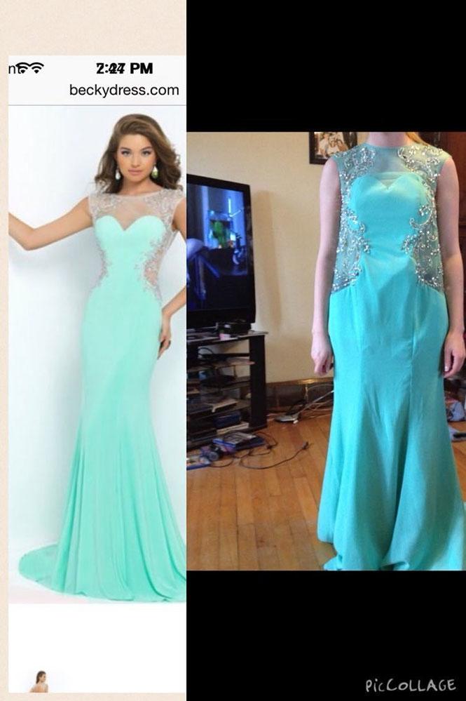 υναίκες που έπρεπε να δοκιμάσουν το φόρεμα πριν το αγοράσουν (2)
