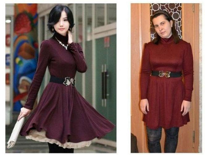 υναίκες που έπρεπε να δοκιμάσουν το φόρεμα πριν το αγοράσουν (6)