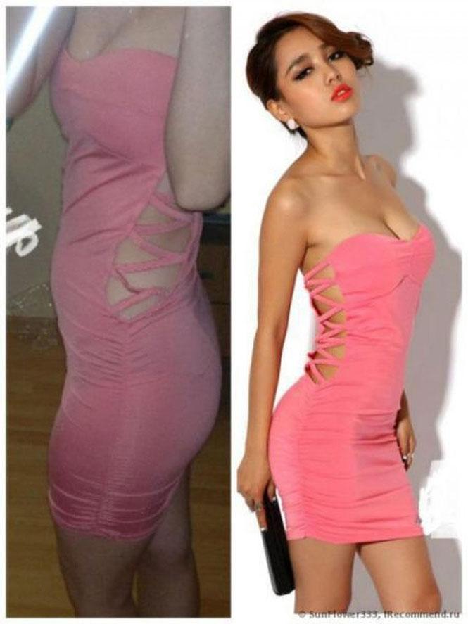 υναίκες που έπρεπε να δοκιμάσουν το φόρεμα πριν το αγοράσουν (7)
