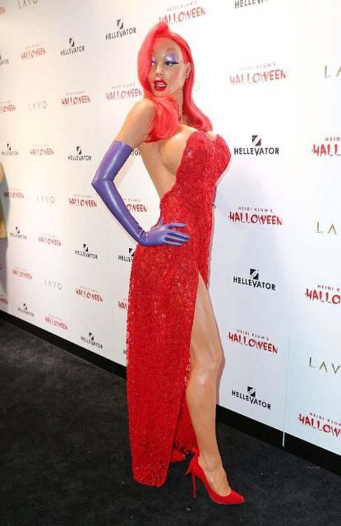 Η Heidi Klum έκλεψε τις εντυπώσεις με την φετινή της μεταμφίεση για το Halloween (11)