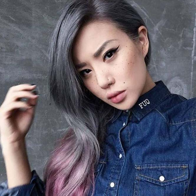 Αυτή η κοπέλα φιλοδοξεί να κάνει τις φακίδες τάση της μόδας (4)