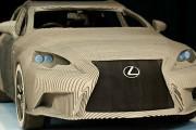Lexus από χαρτόνι