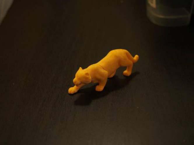 Μεταμόρφωση πλαστικής τίγρης (3)