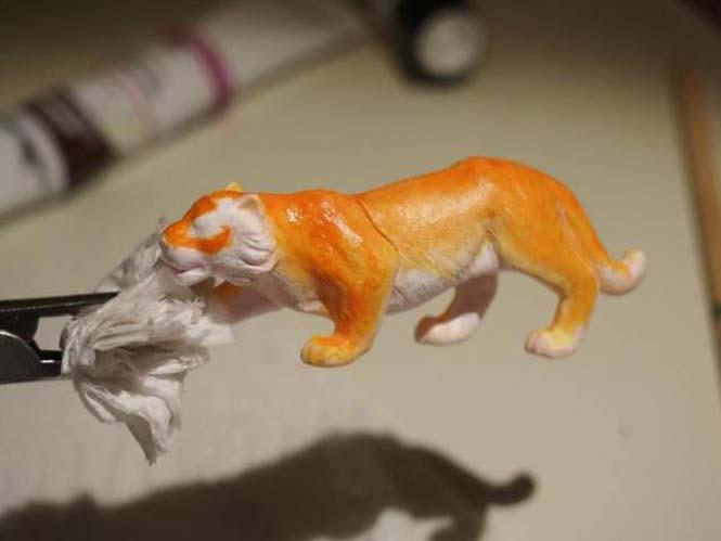 Μεταμόρφωση πλαστικής τίγρης (4)