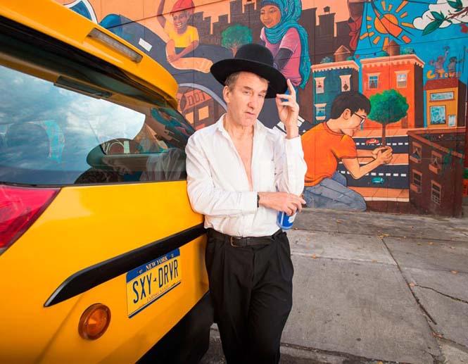 Οι πιο «καυτοί» ταξιτζήδες της Νέας Υόρκης φωτογραφίζονται για καλό σκοπό (7)