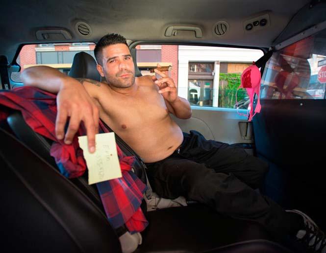 Οι πιο «καυτοί» ταξιτζήδες της Νέας Υόρκης φωτογραφίζονται για καλό σκοπό (8)