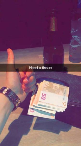 Τα πλουσιόπαιδα του Snapchat δεν χάνουν ευκαιρία να κάνουν επίδειξη του πλούτου τους (20)